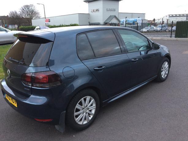 VW GOLF 2010 1.6 TDI BLUEMOTION  (START/STOP)