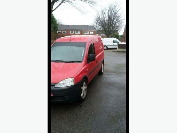 Vauxhall combo 2003 *12 months MOT *