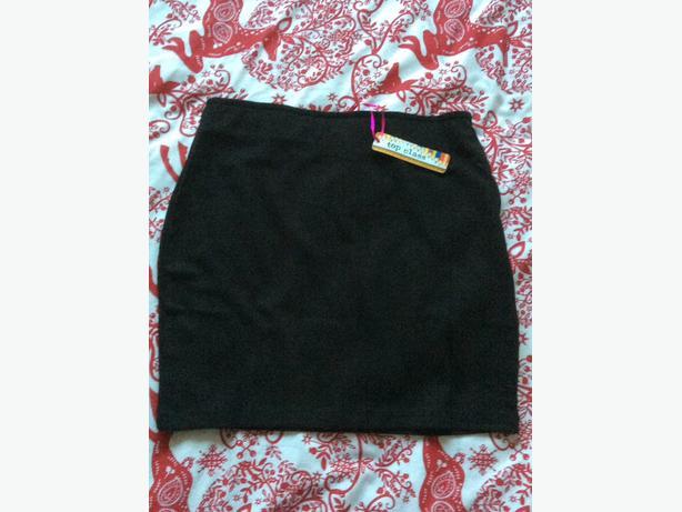 Black school skirts x2 BRAND NEW