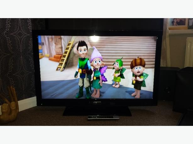 toshiba 40 inch led tv built in freeview