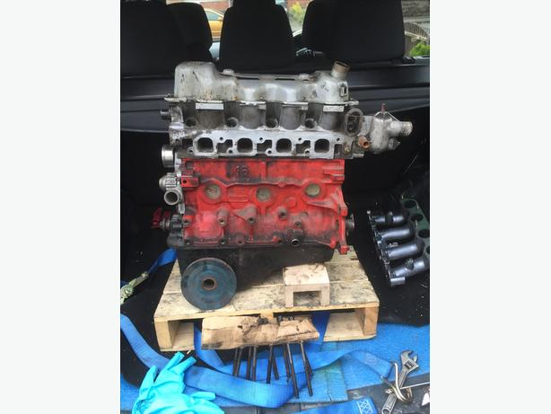 rs turbo engine EFI