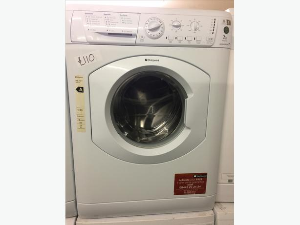 🇬🇧HOTPOINT 7KG WASHING MACHINE🇬🇧