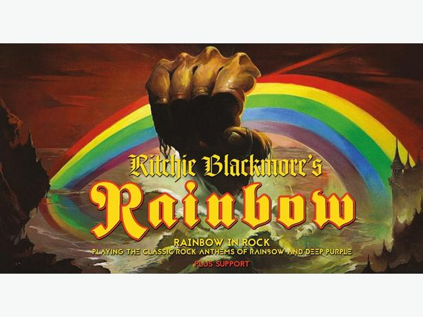 2 X RAINBOW TICKETS BIRMINGHAM 28TH JUNE BRILLIANT SEATS