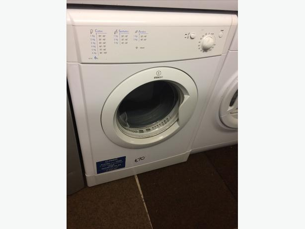 👀INDESIT 6KG VENTED DRYER👀