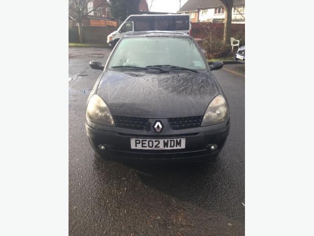 Bargain Renault Clio 1.2 Petrol For Sale