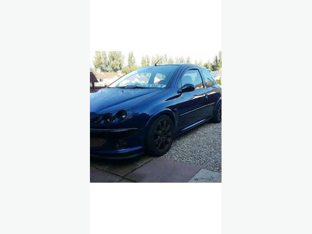 206 gti 48k or open to offers