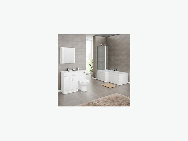 P Shape/ L Shape Bath