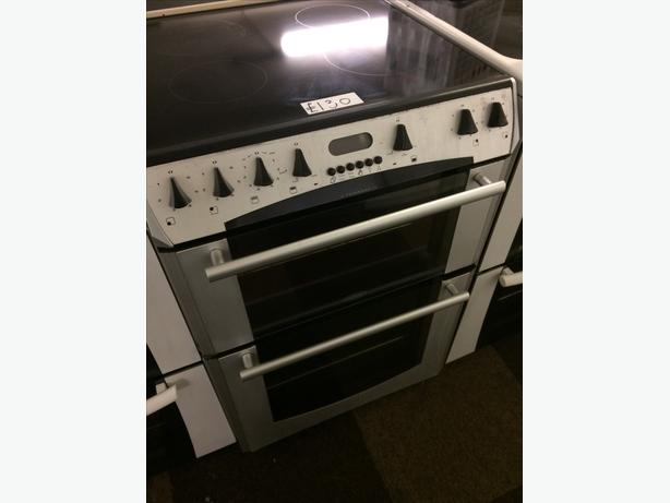 👀BELLING 60CM ELECTRIC COOKER FAN ASSISTED DOUBLE OVEN👀