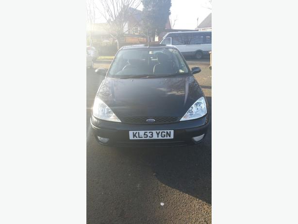 Bargain Ford Focus Zetec 1.6 Petrol For Sale