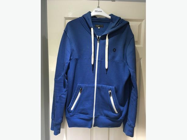 Blue zipup