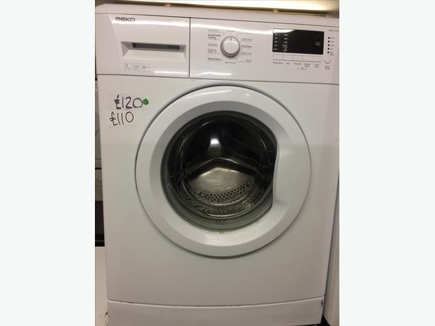 beko 7kg washing machine wolverhampton wolverhampton. Black Bedroom Furniture Sets. Home Design Ideas