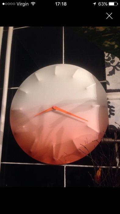 Ikea orange clock dudley sandwell for Ikea in orange county