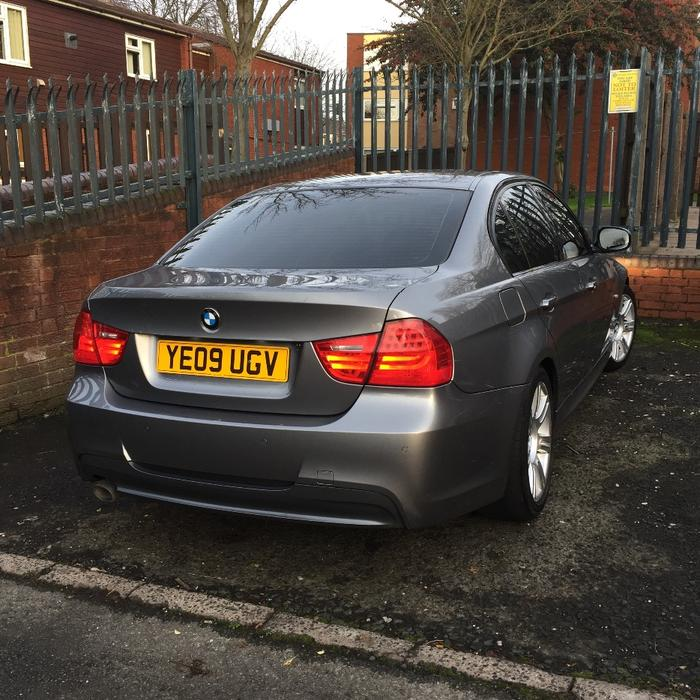 BMW E90 318d M Sport Auto FSH 330d 335d 320d Darlaston, Dudley
