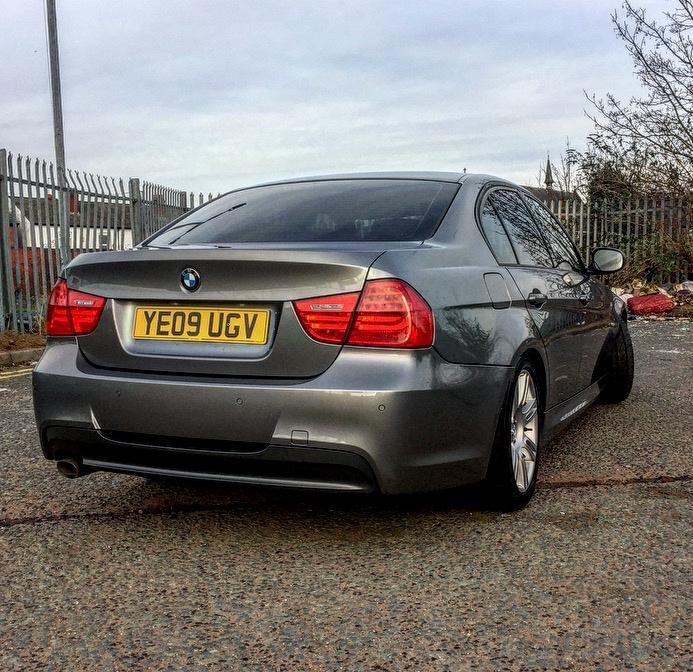 BMW E90 318d M Sport Auto FSH 330d 335d 320d Darlaston