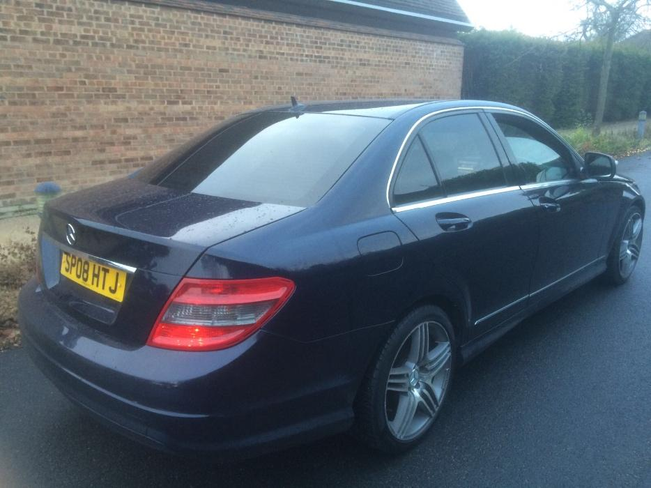 2008 mercedes c220 cdi sport amg auto fully loaded other dudley. Black Bedroom Furniture Sets. Home Design Ideas