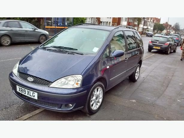 ford galaxy 1 9 tdi automatic long mot drives mint smethwick sandwell. Black Bedroom Furniture Sets. Home Design Ideas