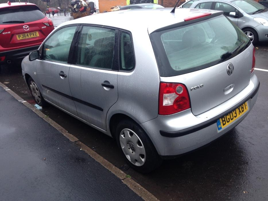 2003 vw polo 1 2 petrol bargain other sandwell. Black Bedroom Furniture Sets. Home Design Ideas