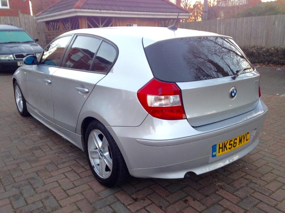 2007 bmw 1 series 118d turbo diesel remapped other wolverhampton. Black Bedroom Furniture Sets. Home Design Ideas
