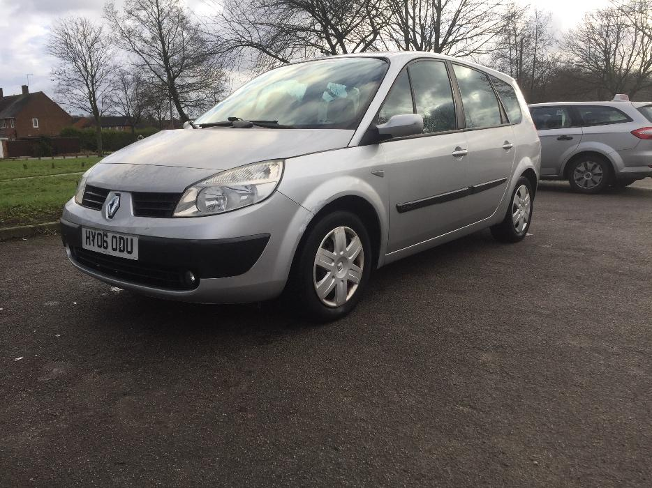 2006 renault grand scenic 7 seater west bromwich dudley. Black Bedroom Furniture Sets. Home Design Ideas