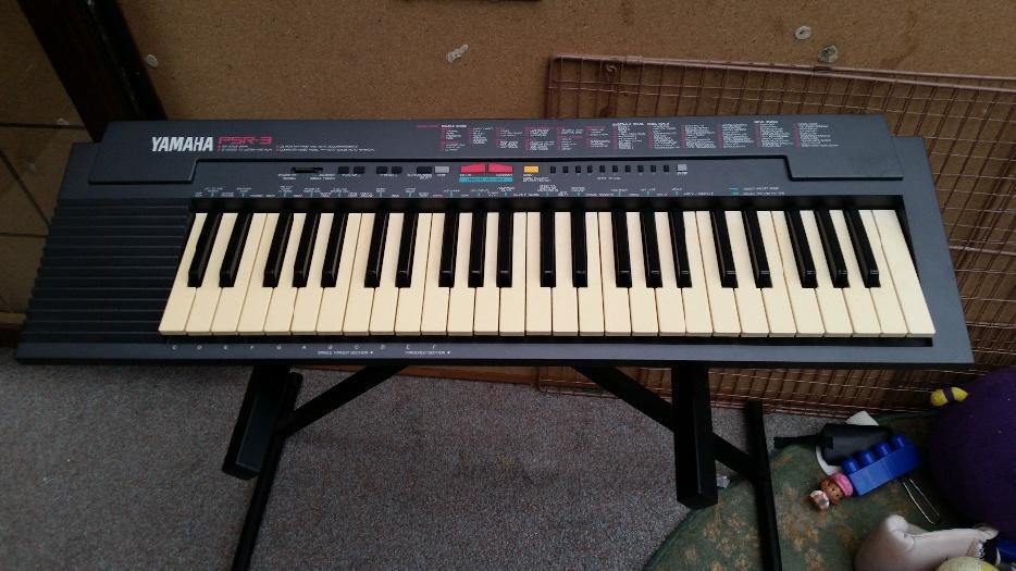Yamaha Psr3 Keyboard Walsall Dudley