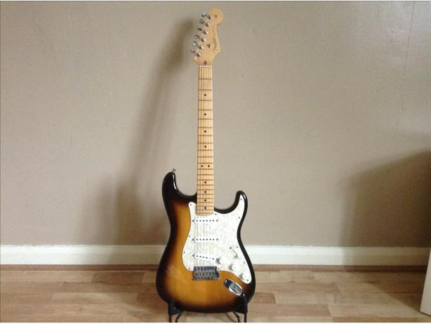Fender American standard Texas special stratocaster