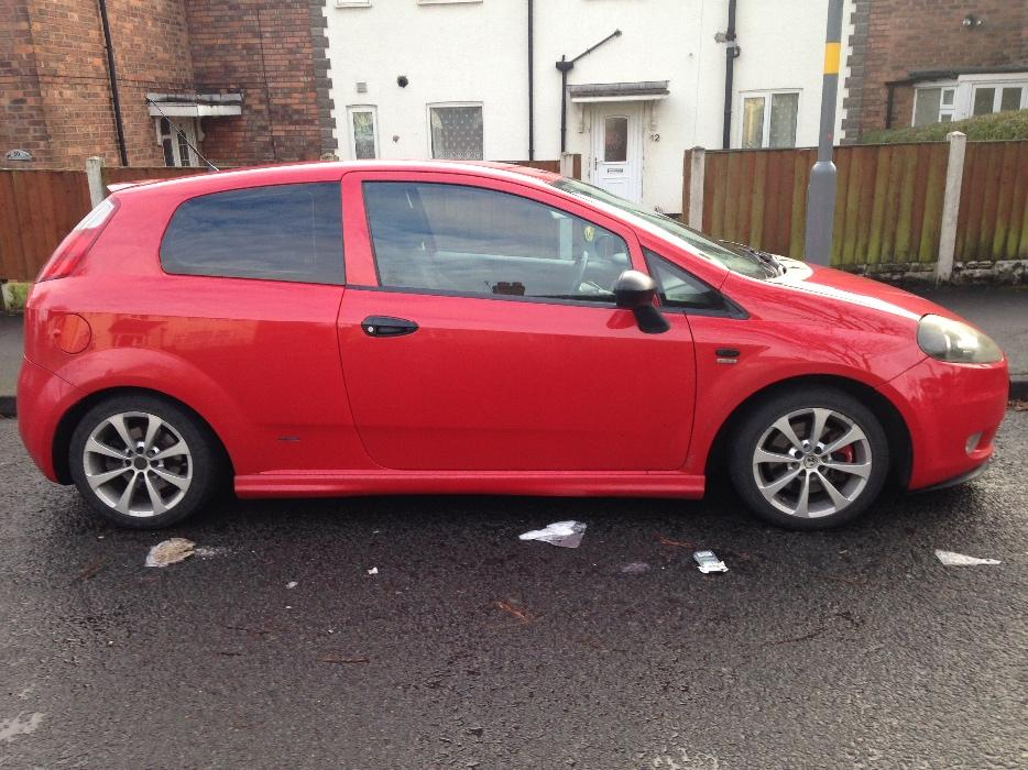 fiat grande punto 1 9 diesel multijet edition imaculate condition other wolverhampton. Black Bedroom Furniture Sets. Home Design Ideas