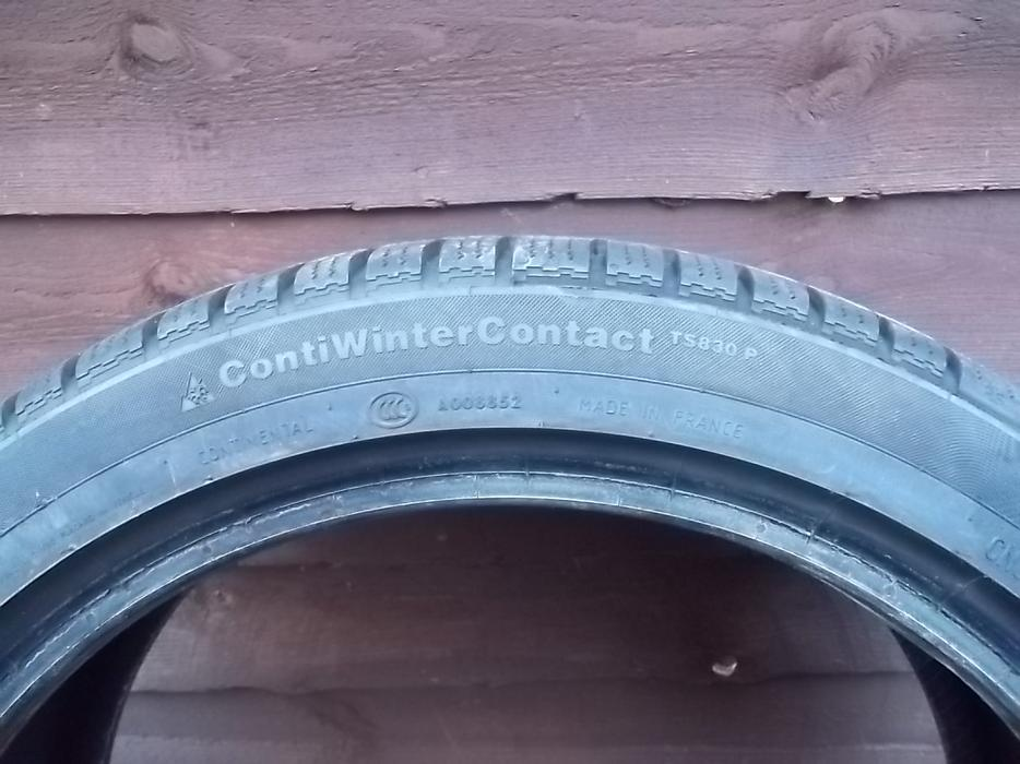 4 tyres 205 45 r17 continental winter tyres west bromwich wolverhampton. Black Bedroom Furniture Sets. Home Design Ideas