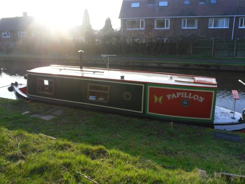 My beautiful narrow boat for sale sutton coldfield birmingham for Narrow windows for sale
