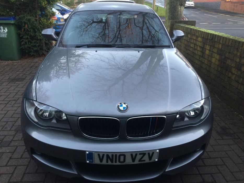BMW 118D M SPORT Coupe Oldbury, Dudley