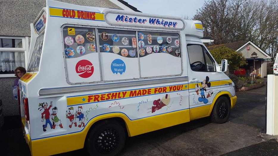 Commercial Vehicle Ice Cream Van Cheltenham Gloucester
