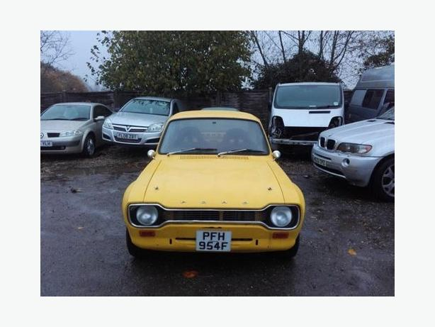 mk1 ford escort good conditon