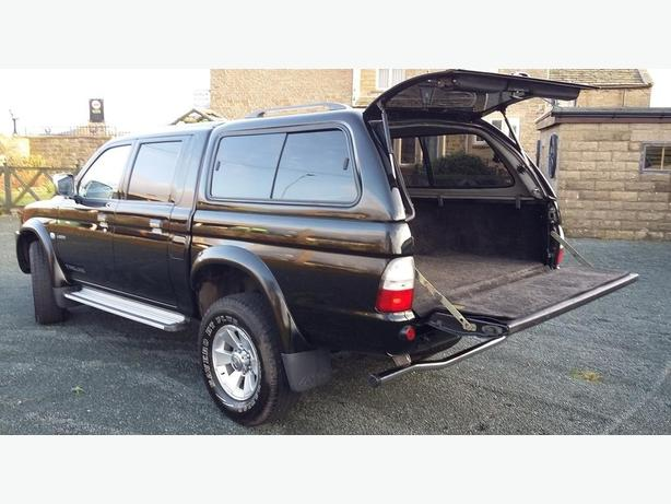 2005 mitsubishi l200 2 5 td trojan crewcab pickup dudley sandwell mobile. Black Bedroom Furniture Sets. Home Design Ideas