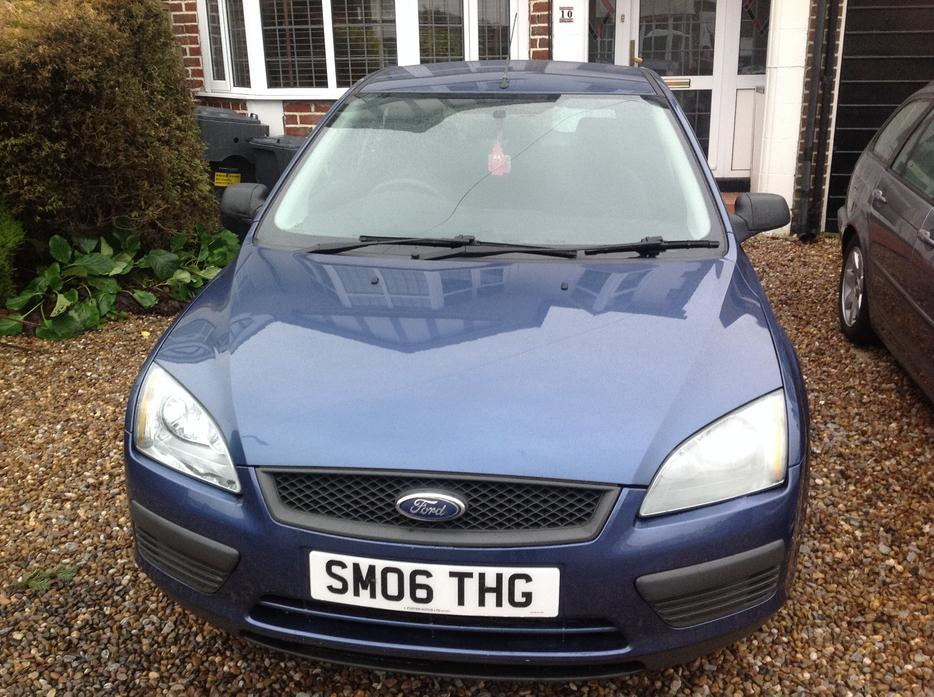 2006 ford focus 1 6 tdci halesowen wolverhampton for Ford focus 2006 interieur