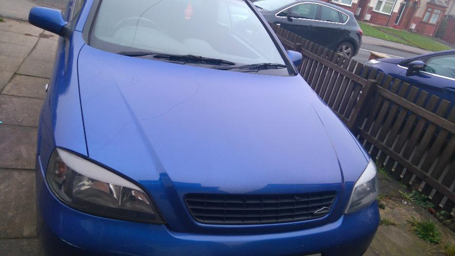 Vauxhall Astra Convertible Oldbury Sandwell