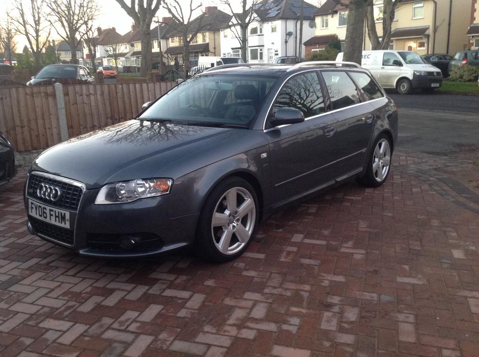 audi a4 avant 2 0 tdi dsg s line wolverhampton dudley. Black Bedroom Furniture Sets. Home Design Ideas