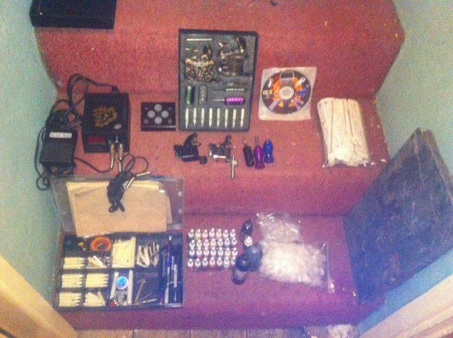 Tattoo equipment wednesfield dudley for Classified tattoo supply