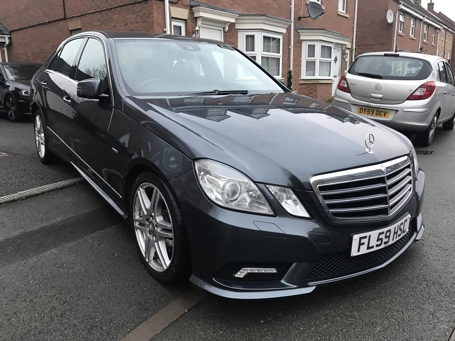 mercedes e350 cdi sport amg pack sandwell wolverhampton. Black Bedroom Furniture Sets. Home Design Ideas