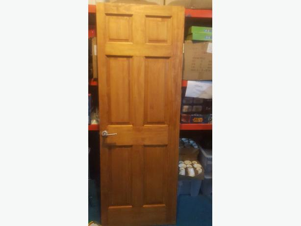 Solid wood interior doors walsall dudley for All wood interior doors