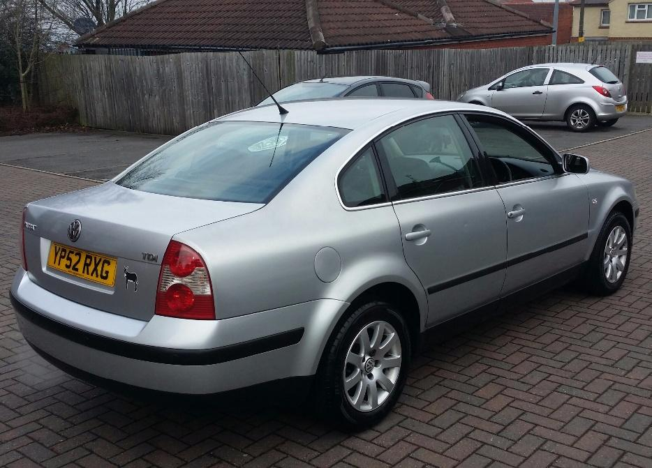 vw passat 1 9 tdi se 130 pd 119k oldbury dudley. Black Bedroom Furniture Sets. Home Design Ideas