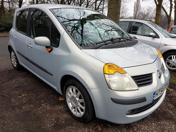 renault modus 2005 plate 1 5 dci turbo diesel 60000miles wolverhampton dudley mobile. Black Bedroom Furniture Sets. Home Design Ideas