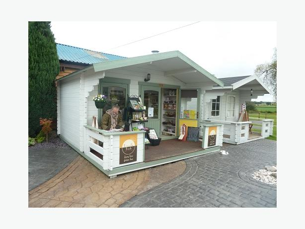 Retail Shop/Cabins/Areas for rent