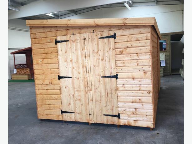 Bespoke garden sheds dudley wolverhampton mobile for Bespoke garden sheds