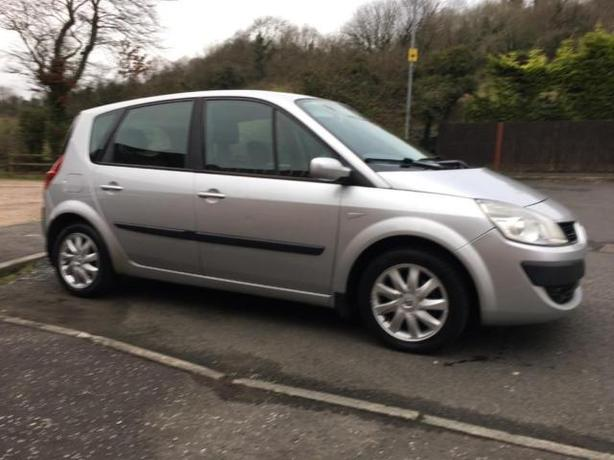 renault scenic 1 9dci 10 months mot 88000 miles walsall wolverhampton. Black Bedroom Furniture Sets. Home Design Ideas