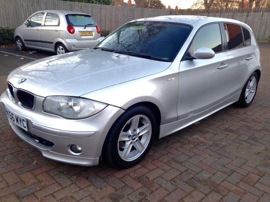 2007 bmw 1 series 118d sport other walsall. Black Bedroom Furniture Sets. Home Design Ideas