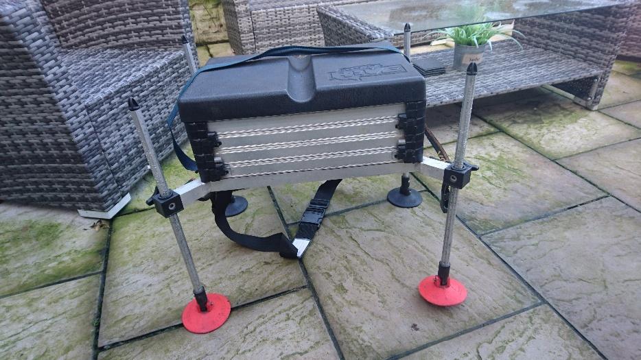 Fishing chair oldbury sandwell for Tap tap fish corgi