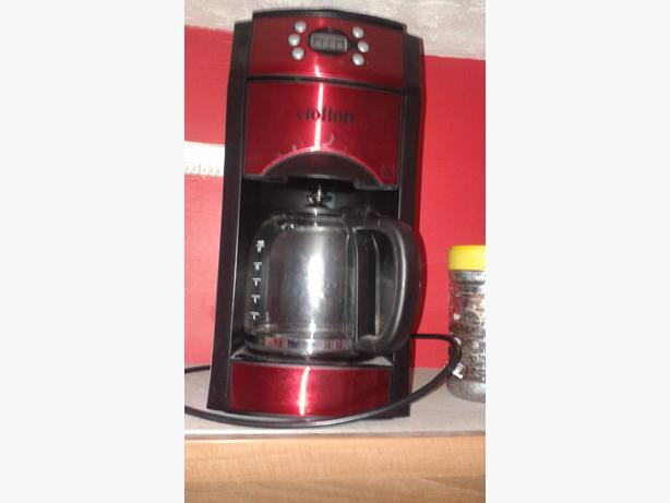 Crofton Coffee Maker With Grinder Instructions : COFFEE MAKER DUDLEY, Wolverhampton