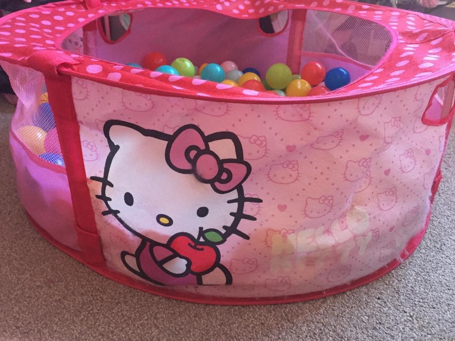 Hello Kitty Ball Pit Rowley Regis Sandwell