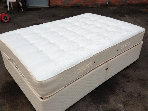 Dreams Electric Adjustable Double Bed Great Condition