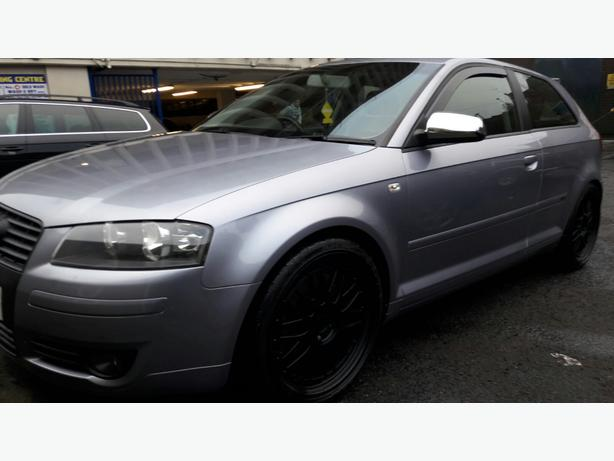 audi a3 3 2 v6 dsg 2005 fsh other dudley mobile. Black Bedroom Furniture Sets. Home Design Ideas