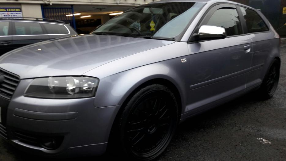 audi a3 3 2 v6 dsg 2005 fsh other wolverhampton. Black Bedroom Furniture Sets. Home Design Ideas